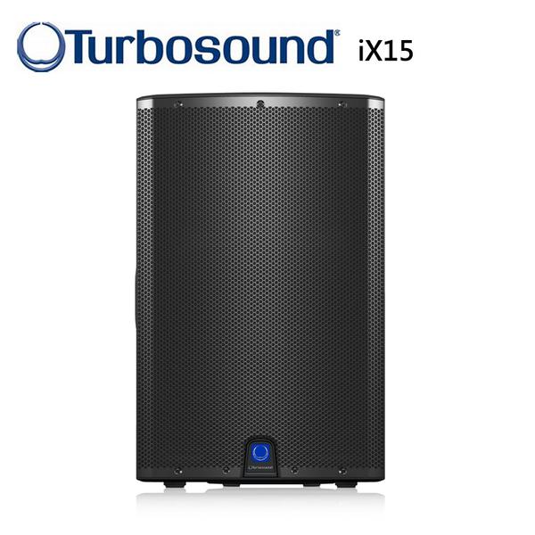 ★Turbosound★iX15活動用主動式喇叭1000W