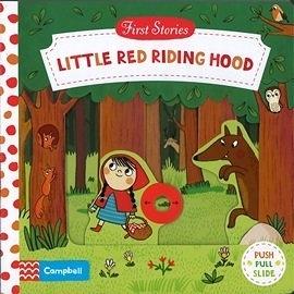【童話故事(幼兒版)】 LITTLE RED RIDING HOOD /FIRST STORIES 操作書 (小紅帽)