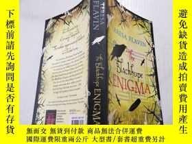 二手書博民逛書店The罕見blackhope enigma:黑希望之謎Y200392