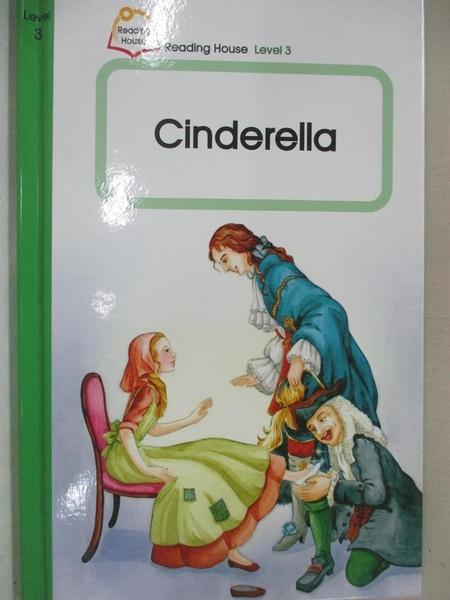 【書寶二手書T4/語言學習_LAD】Cinderella_Catherine Eisele、Beat Eisele