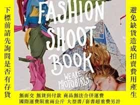 二手書博民逛書店Diy罕見Fashion Shoot Book: We Are PhotogirlsY255562 We Ar