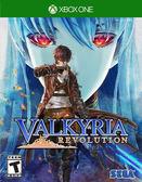 X1 Valkyria Revolution 蒼藍革命之女武神(美版代購)