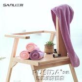 韓國成人可愛加厚浴帽擦頭發速干包頭毛巾