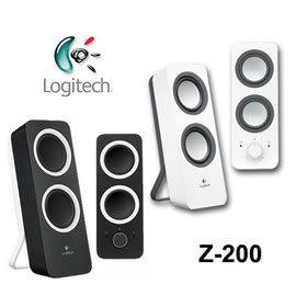 Logitech 羅技 Z200 立體聲音箱喇叭