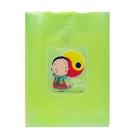 【HFPWP】10元 綠色立體直式文件袋 台灣製 CKG118-4