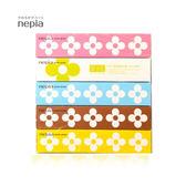 日本原裝 Nepia 小花160抽 柔軟衛生紙 (5盒/組)