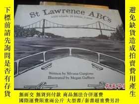二手書博民逛書店ST罕見LAWRENCE ABCS:1000 islands 2
