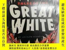 二手書博民逛書店16開英文原版罕見tales of the great whit