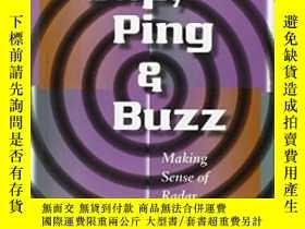 二手書博民逛書店Blip罕見Ping And Buzz: Making Sens