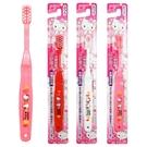 日本製 - Hello Kitty 兒童牙刷(6歲以上) 1入 39元【顏色隨機出貨】