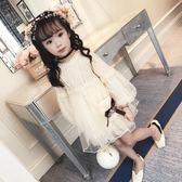 童裝女童洋裝寶寶紗裙蓬蓬裙小女孩裙子兒童公主裙 沸點奇跡