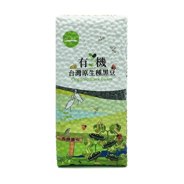 護生善緣 有機台灣原生種黑豆 600g