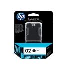 HP NO.02 02 黑色 原廠盒裝墨水匣 PS3110/3310/C5180/C6180/C6280/C7180/C7280