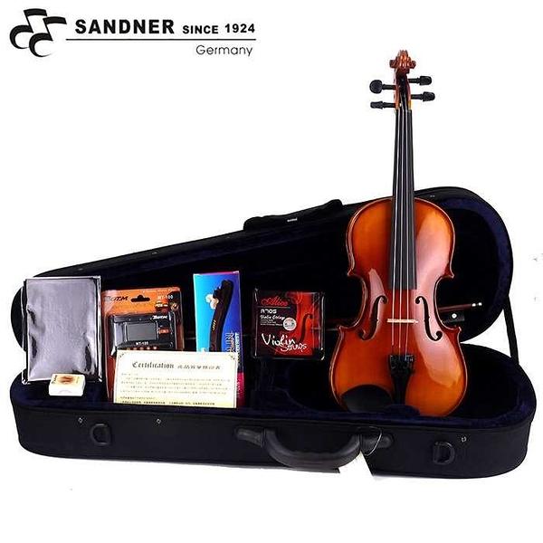 ★法蘭山德 ★Sandner TV-2 小提琴~七大好禮相送