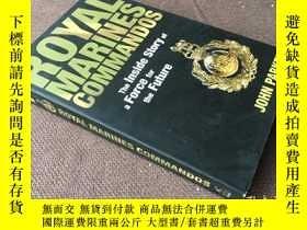 二手書博民逛書店Royal罕見Marines Commandos: The In