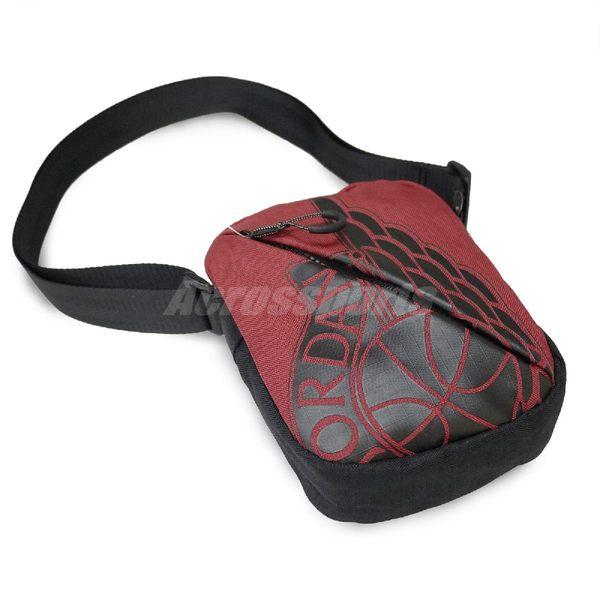 20f19e17fe2a2e Nike 側背包Jordan 1 Wing Festival Bag 小包方包飛人翅膀紅黑 PUMP306 ...