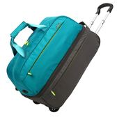 旅行袋 卡拉羊拉桿包旅行包男大容量防水手提行李袋女韓版潮拉桿袋可登機