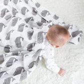 嬰兒裹布 嬰兒包被薄款紗布全棉新生兒寶寶初生嬰兒抱單 珍妮寶貝