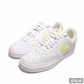 NIKE 女休閒鞋 WMNS NIKE COURT VISION LOW 簡約 穿搭-CD5434109