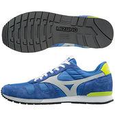 MIZUNO 1906 ML87 休閒款慢跑鞋 藍X銀 D1GA170027 男鞋