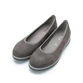 德國 GABOR 運動系列 麂皮芭蕾平底鞋 灰 54.110.11 女鞋