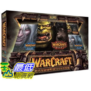 [104美國直購] Warcraft III Battle Chest - PC/Mac