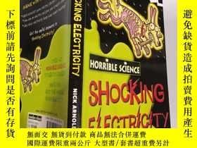 二手書博民逛書店SHOCKING罕見ELECTRICITY ( 令人震驚的電)Y200392