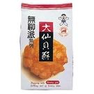 旺旺無聊派大仙貝酥155g【愛買】