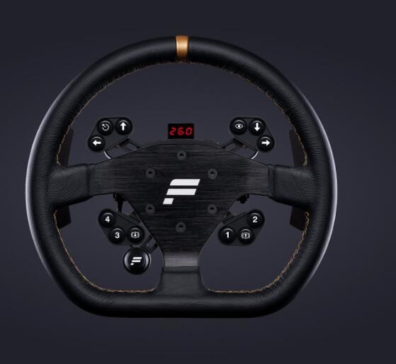 [2美國直購] fanatec 方向盤 ClubSport Steering Wheel R300 V2
