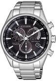 【分期0利率】星辰錶 CITIZEN 電波錶 藍寶石水晶鏡面 41.5mm 原廠公司貨 CB5020-87E 鈦金屬