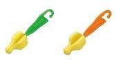 小獅王Simba 極細海綿奶嘴刷 兩色可選 (橘/綠) S1426 (實體簽約店面) 專品藥局【2006447】