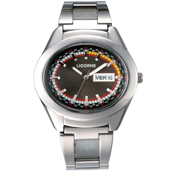 LICORNE  科技新色彩腕錶(金屬色)