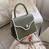 包包質感簡約女包時尚韓版百搭單肩斜背手提包【時尚大衣櫥】