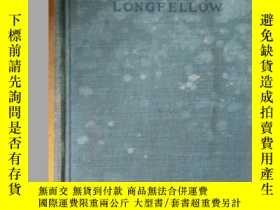 二手書博民逛書店罕見朗費羅詩集(英文原版)Y208610 (美)朗費羅 出版19
