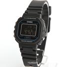 CASIO卡西歐藍黑數位電子錶【NEC27】原廠公司貨