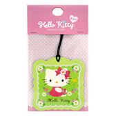 【三麗鷗】Hello Kitty 香香片(綠茶)X3
