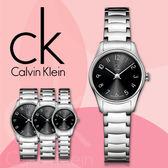 CK手錶專賣店 K4D2314X 小 男錶 中性錶 數字面 石英 黑 礦石玻璃鏡面 不鏽鋼錶殼