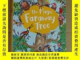 二手書博民逛書店THE罕見MAGIC FARAWAY TREE 英文原版大32開