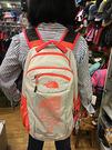 The North Face美國品牌 15吋電腦背包/後背包-珊瑚紅 (TALLAC)