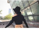 毛線帽文創女士針織漁夫帽日繫秋冬天保暖【極簡生活館】