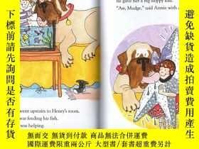 二手書博民逛書店英文原版罕見Annie and Snowball 6冊盒裝 分級讀物 Ready to Read L2 兒童啟蒙閱