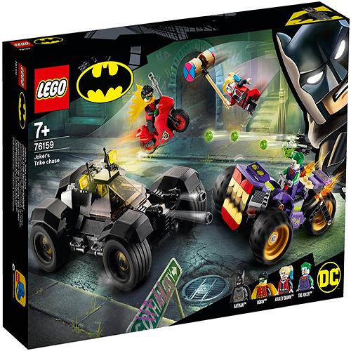 樂高積木 LEGO《 LT76159 》SUPER HEROES 超級英雄系列 - Joker's Trike Chase / JOYBUS玩具百貨