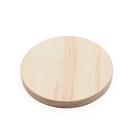 芬多森林 松木杯墊 1CM 創作材 素材 拍照道具 底座 整塊實木製做 無上漆 無拼接