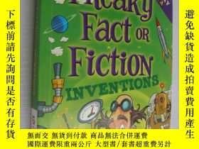 二手書博民逛書店采色插圖本罕見Freaky fact or fiction (F