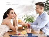 便攜式充電榨汁機家用水果小型迷你電動炸果汁榨汁杯  英賽爾3c
