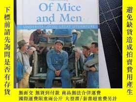 二手書博民逛書店Understanding 罕見of Mice and Men Y369690 Bradley Steffen
