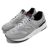 New Balance 休閒鞋 997 NB 灰 白 男鞋 反光設計 復古慢跑鞋 運動鞋【ACS】 CM997HFMD