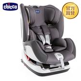 【好禮雙重送】chicco-Seat up 012 Isofix安全汽座-大理灰