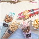 單支爆米花花束(甜筒型包裝)焦糖/巧克力2口味可選 婚禮小物 生日分享 感謝禮 二次進場 派對活動