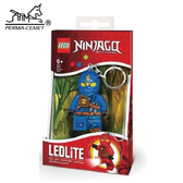 杰忍者 LEGO/樂高/樂高鑰匙圈/鑰匙圈/NINJAGO 旋風忍者/LED/LED鑰匙圈